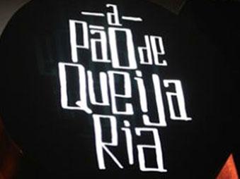 Logotipo A Pão de Queijaria