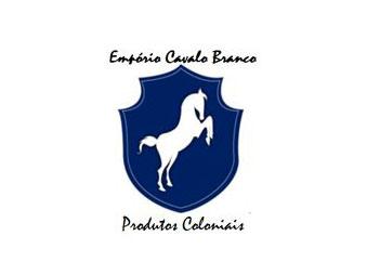 Logotipo Empório Cavalo Branco