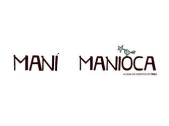 Logotipo Mani Manioca