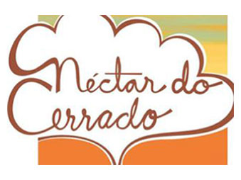 Logotipo Néctar do Serrado