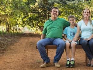 Rafael e família